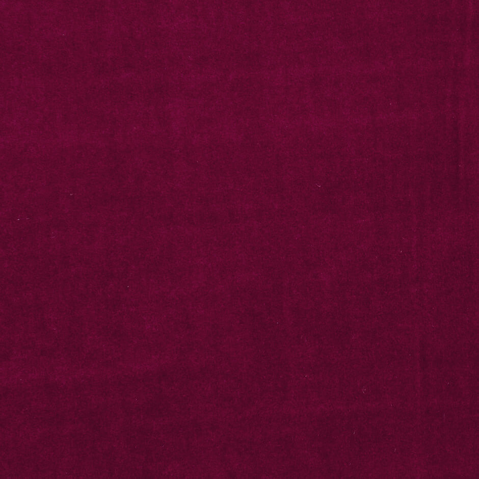 Clarke & Clarke Alvar - Raspberry Fabrics - Decor Rooms - 1