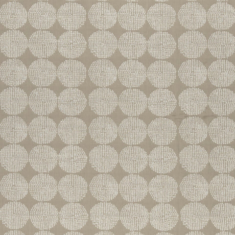 Amara collection-Kiko Natural Fabric by Clarke & Clarke - Decor Rooms