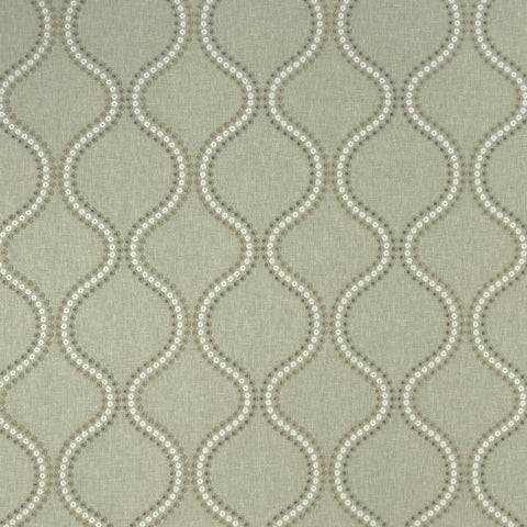 Layton Dove Fabric Clarke & Clarke - Decor Rooms