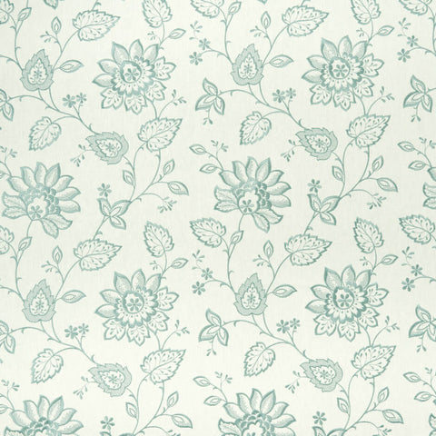 Liliana Duckegg Fabric by Clarke & Clarke - Decor Rooms