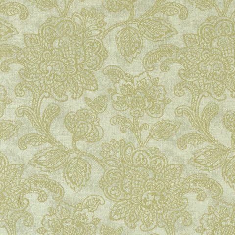 Cranbrook Citron Fabric by Clarke & Clarke - Decor Rooms