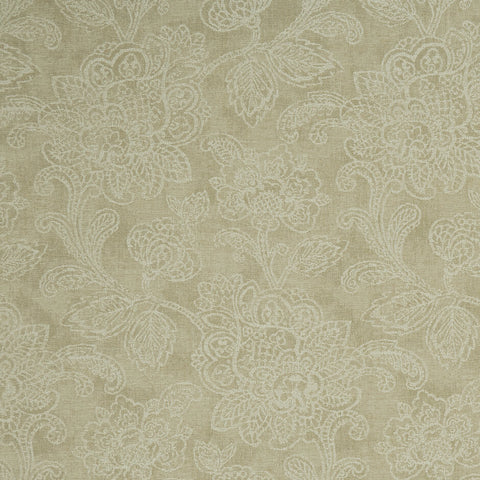 Cranbrook Linen Fabric by Clarke & Clarke - Decor Rooms
