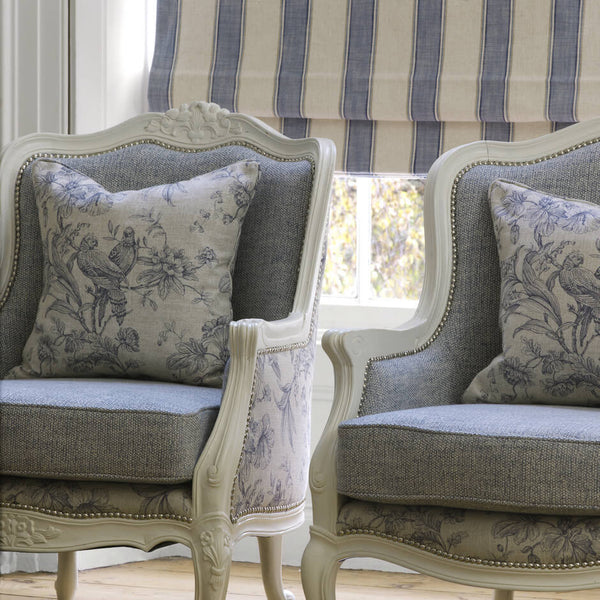 Clarke & Clarke Kinburn - Taupe Fabrics - Decor Rooms - 2