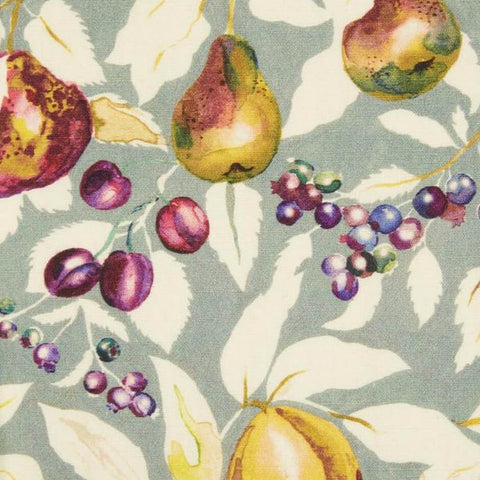 Fruit Billet Fabric in Lemon Tree by Liberty London at Decor Rooms
