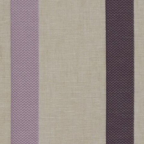 Clarke & Clarke Raso - Heather Fabrics - Decor Rooms - 1