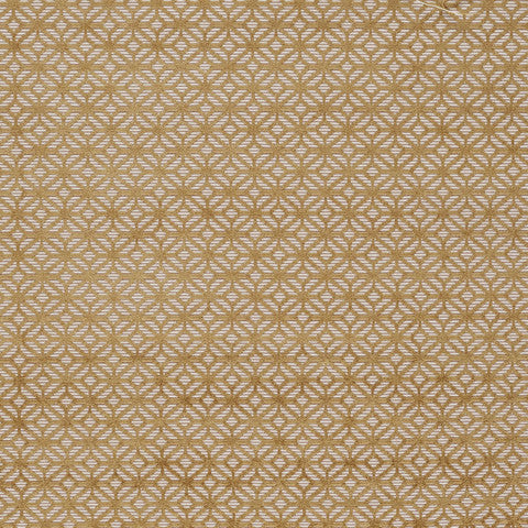 Warwick Hughes - Gold Fabric Fabrics - Decor Rooms