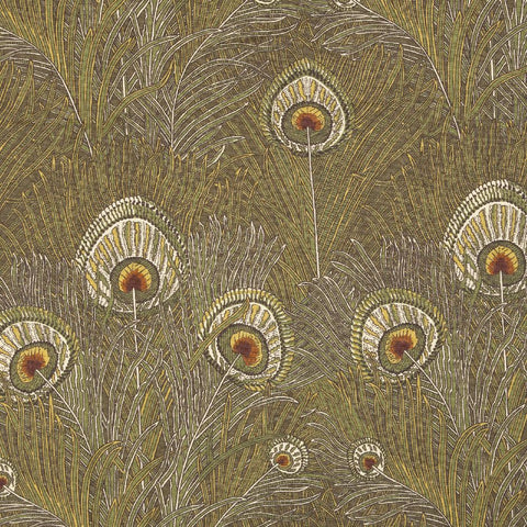 Hera Fabric in Jungle by Liberty at Decor Rooms