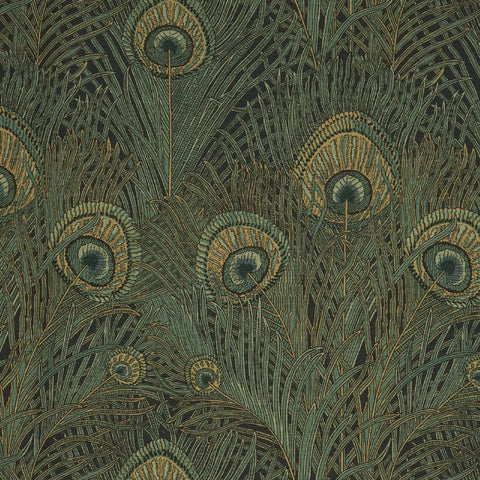Hera Fabric in Mermaid by Liberty at Decor Rooms