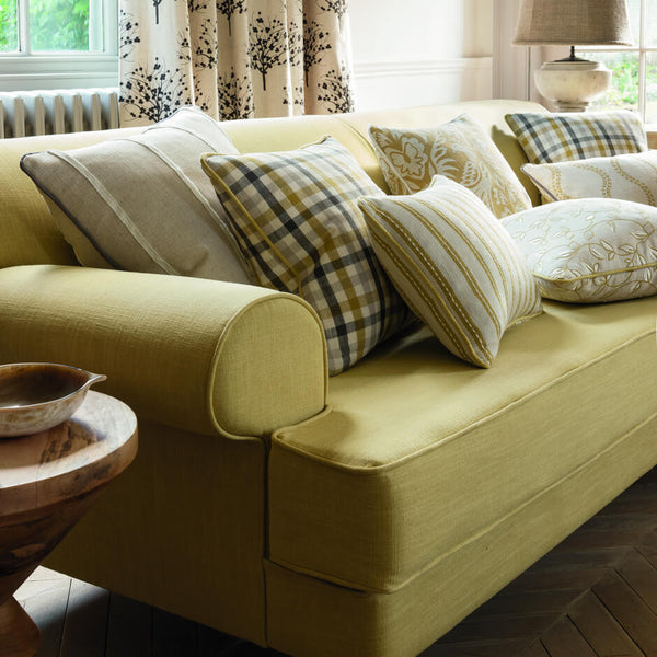 Clarke & Clarke Bowood - Natural Fabrics - Decor Rooms - 2