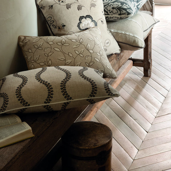 Clarke & Clarke Knowsley - Natural Fabrics - Decor Rooms - 2