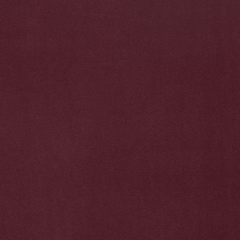 Warwick Plush Velvet - Burgundy Fabric Fabrics - Decor Rooms