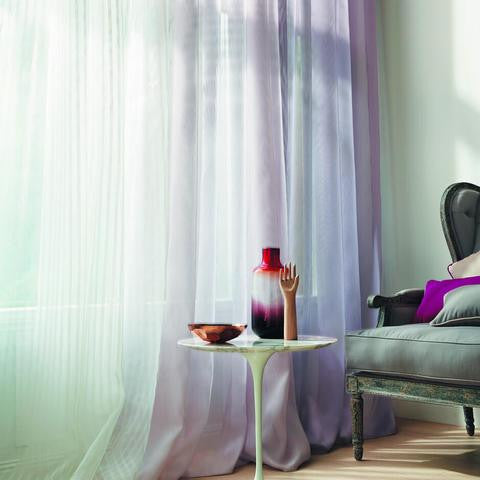 Promesse Sheers Precieuse - Violet Fabric 34255569