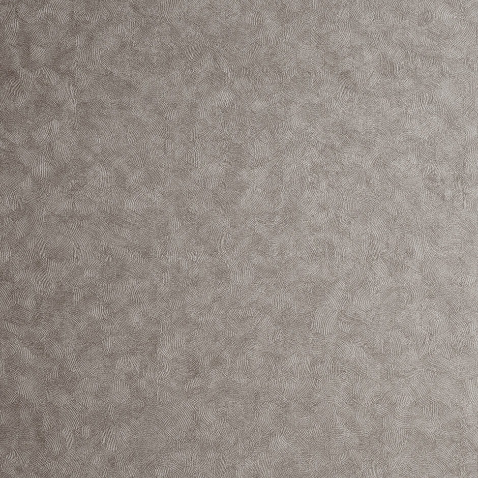 Clarke & Clarke Hexagon - Pewter Wallpaper - Decor Rooms - 1