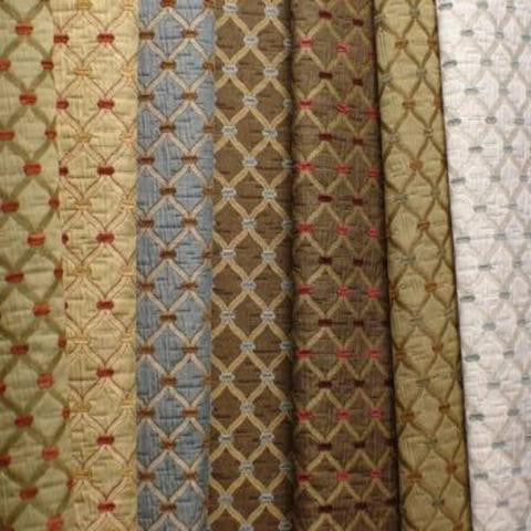 Agra Fabrics by Jim Dickens at Decor Rooms