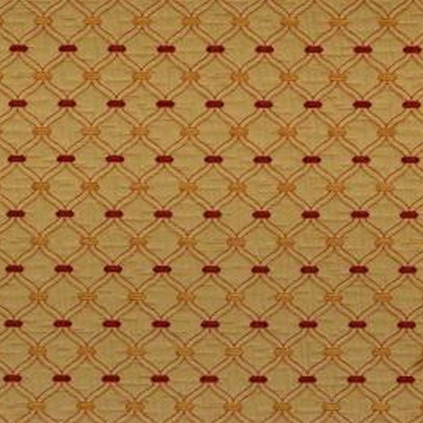 Agra Spice Fabric by Jim Dickens at Decor Rooms
