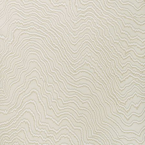 Colony Collection - Fiji Natural Wallpaper by Clarke & Clarke - Decor Rooms