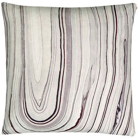 Agate Amethyst Cushion by Clarke & Clarke - Decor Rooms