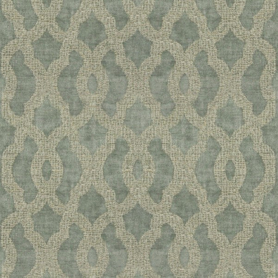 Acanthus Fabric in Frost by Jim Dickens at Decor Rooms