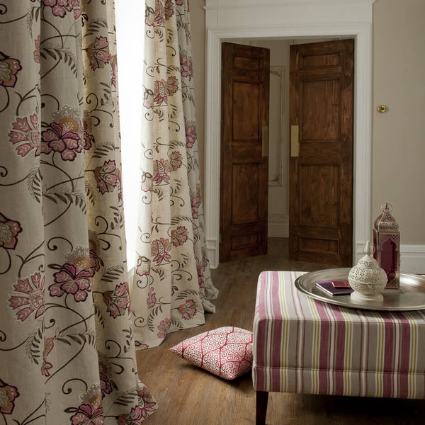 Clarke & Clarke Mitra - Sage Fabrics - Decor Rooms - 2
