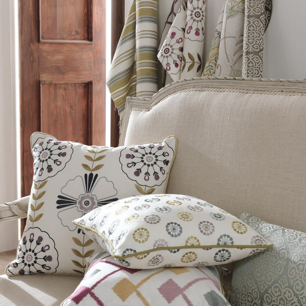 Clarke & Clarke Shiraz - Sage Fabrics - Decor Rooms - 2