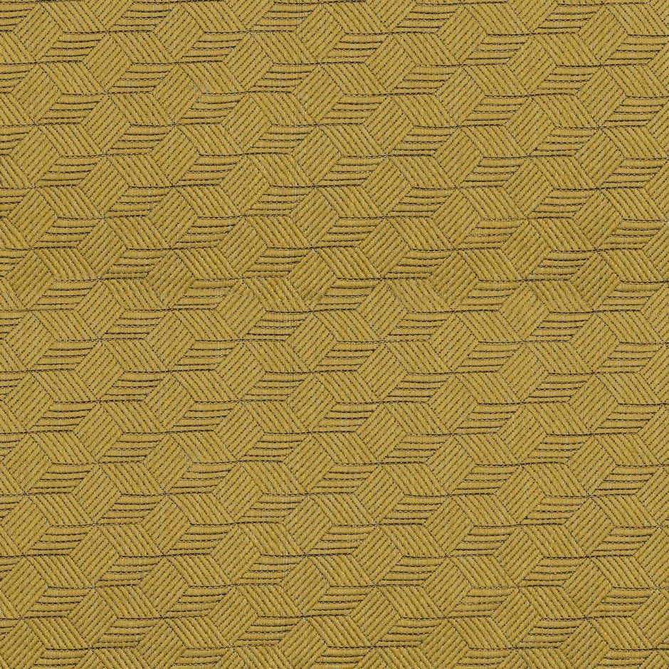Casamance Mellifere - Jaune Fabric 36041043 Fabrics - Decor Rooms