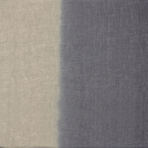 Casamance Breva - Indigo/Flax Fabric 35870433 Fabrics - Decor Rooms