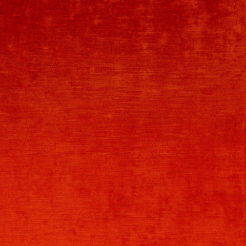 Casamance Corolle - Orange Fabric 35971271 Fabrics - Decor Rooms