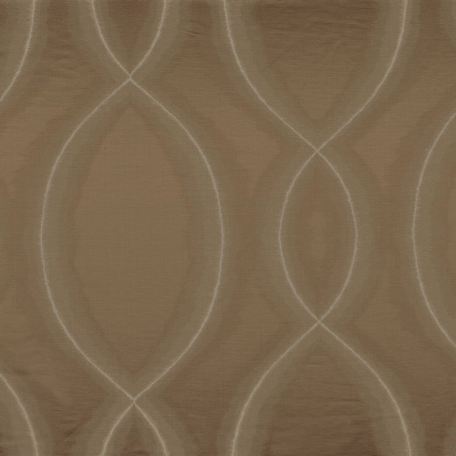 Casamance Chisame - Marron Fabric 35740735 Fabrics - Decor Rooms