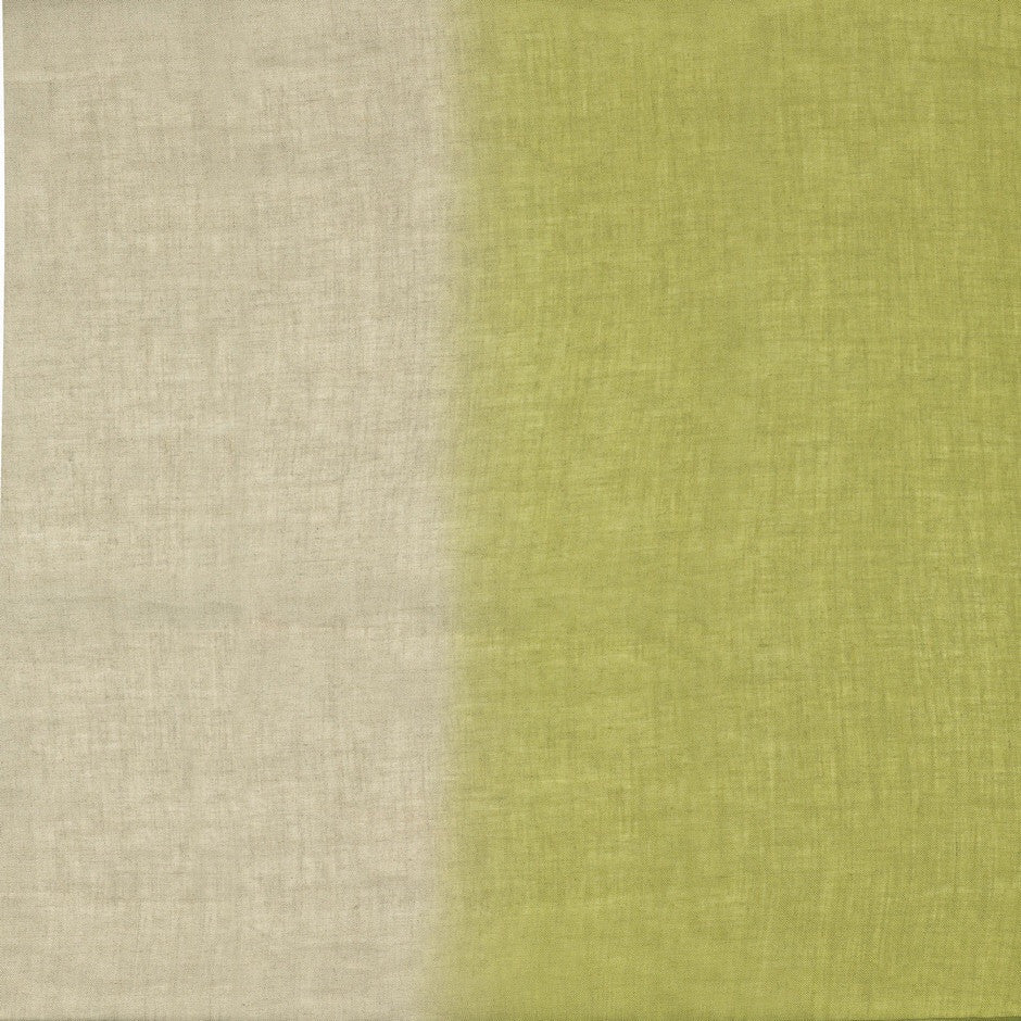 Casamance Breva - Lime/Flax Fabric 35870637 Fabrics - Decor Rooms