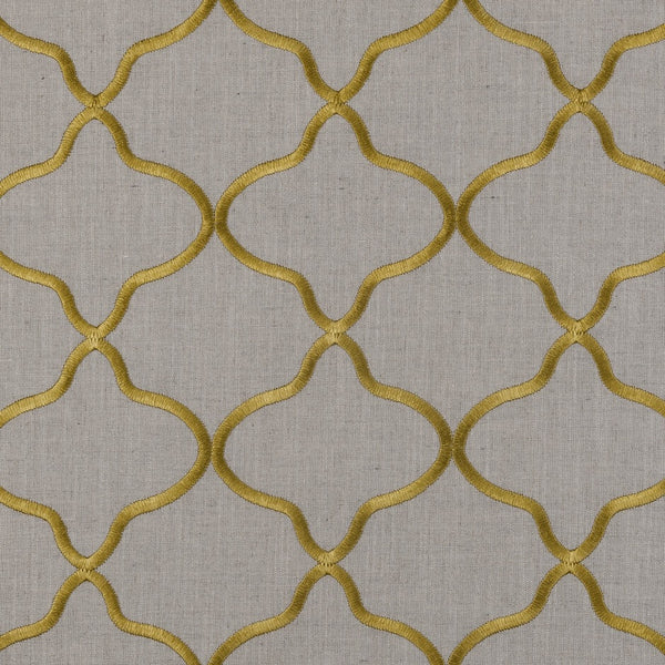 Clarke & Clarke Leyla - Citrus Fabrics - Decor Rooms - 1