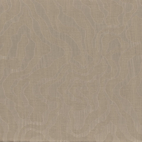 Casamance Muscari - Beige Dore Fabric 35800236 Fabrics - Decor Rooms - 1