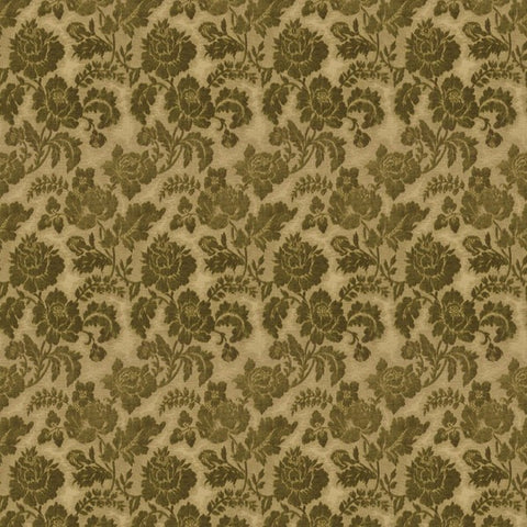 Suffolk Fern Green Fabric by Jim Dickens at Decor Rooms