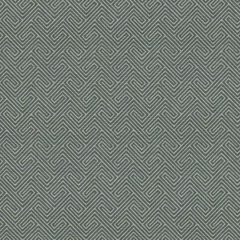 Hudson Pewter Fabric by Jim Dickens | Decor Rooms