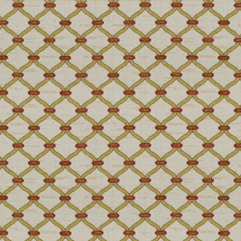 Agra Saffron Fabric by Jim Dickens at Decor Rooms