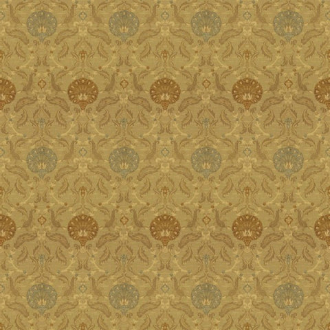 Ottoman Hazelwood Fabric by Jim Dickens at Decor Rooms