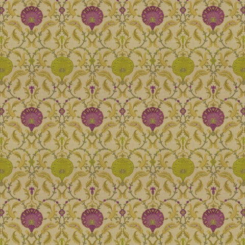 Ottoman Paradise Garden fabric by Jim Dickens at Decor Rooms