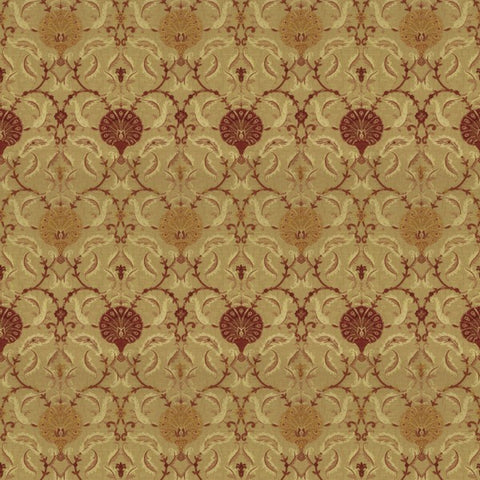 Ottoman Spice Fabric by Jim Dickens at Decor Rooms