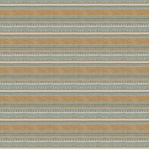 Zura Nutmeg Fabric by Jim Dickens at Decor Rooms