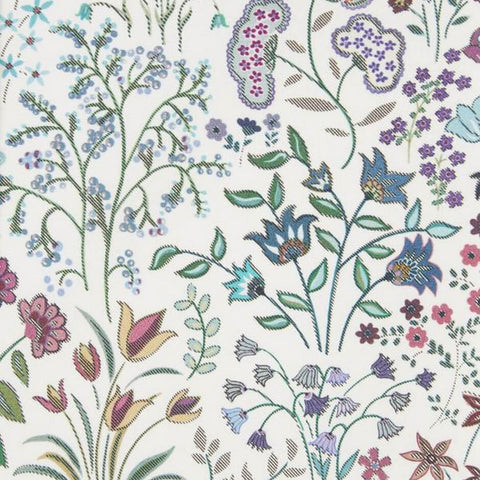 Shepherdly Flowers Joy Fabric by Liberty London at Decor Rooms