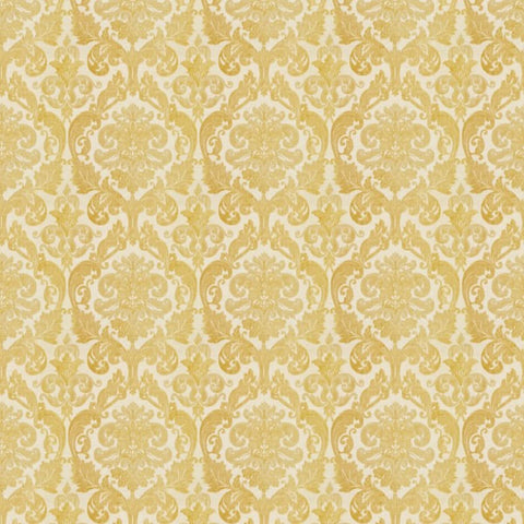 Hamilton Gold Fabric by Jim Dickens at Decor Rooms