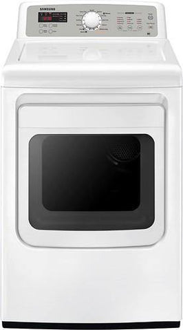 Samsung Electric Dryer DV5451AEW