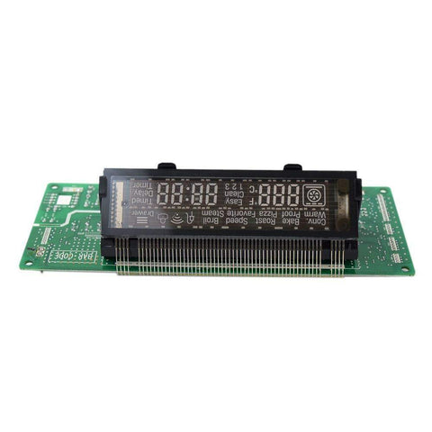 LG Range Display Control Board EBR80595606