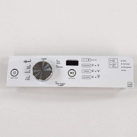 Washer Control Panel W10859004 - Use It Again Parts
