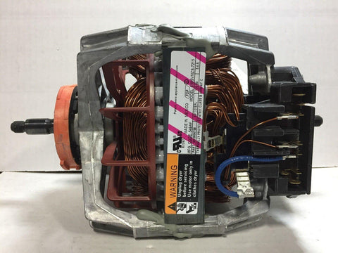 Whirlpool - Dryer Motor W10806758 - turnagain-parts.myshopify.com