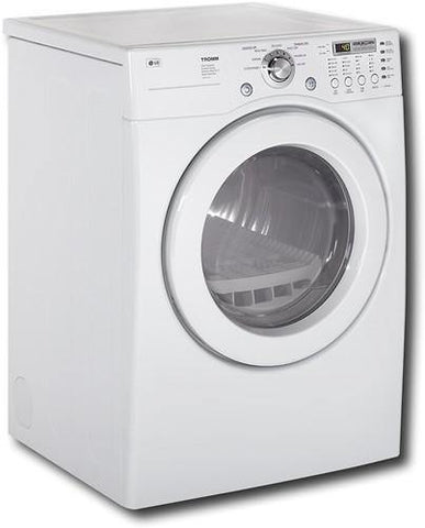 LG Electric Dryer DLE3777W