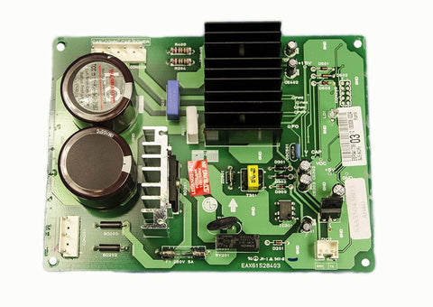 LG Refrigerator Control Board EBR64173903 EBR64173903R - Use It Again Parts