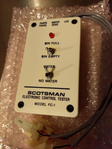 Scotsman Electronic Tester A33942-001 - Use It Again Parts