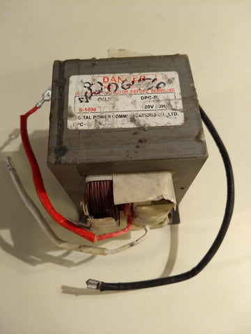 Microwave Transformer 8206456 - Use It Again Parts