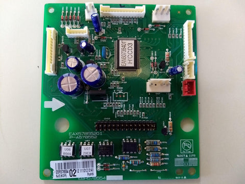 Microwave Control Board EBR57855402 - Use It Again Parts