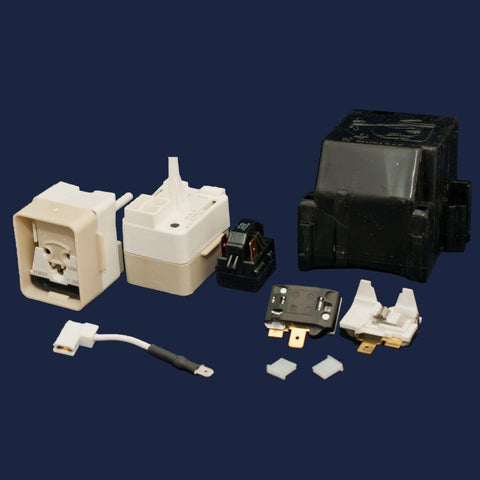 Refrigerator Compressor Overload and Start Relay Kit 8201786